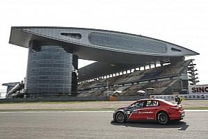 WTCC Rennbericht WTCC in Shanghai: Jose Maria Lopez siegt überlegen in Lauf 2