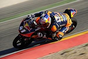 Moto3 Gara Navarro vince ad Aragon, ma non basta: il Mondiale è di Brad Binder!
