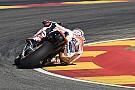 Маркес объяснил ошибку в начале гонки чрезмерным желанием атаковать
