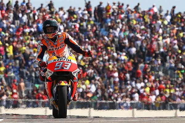Das Aragon-Wochenende der MotoGP in Bildern