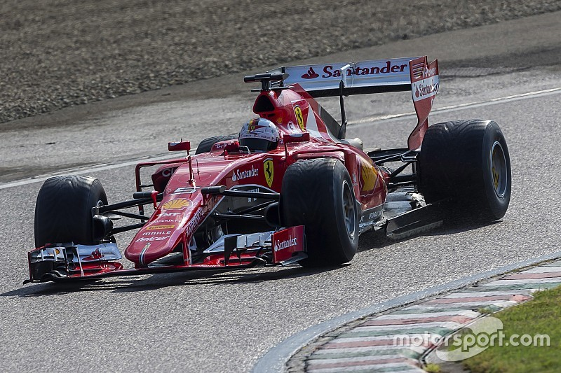 Analyse: Wie Sebastian Vettel durch Reifentests einen Vorteil für 2017 gewinnen will