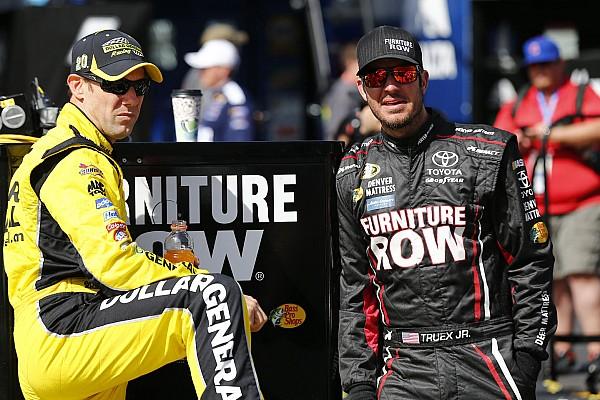 NASCAR Sprint Cup Truex admite que