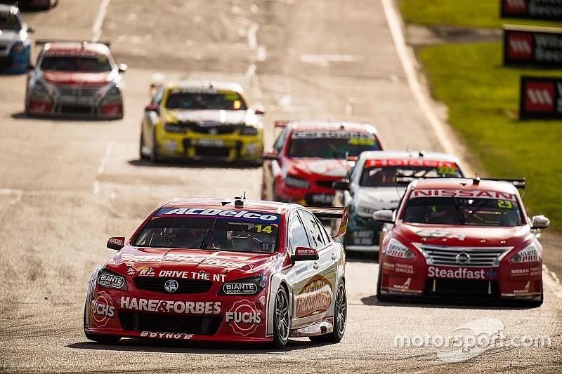Australische Supercars präsentieren Rennkalender 2017