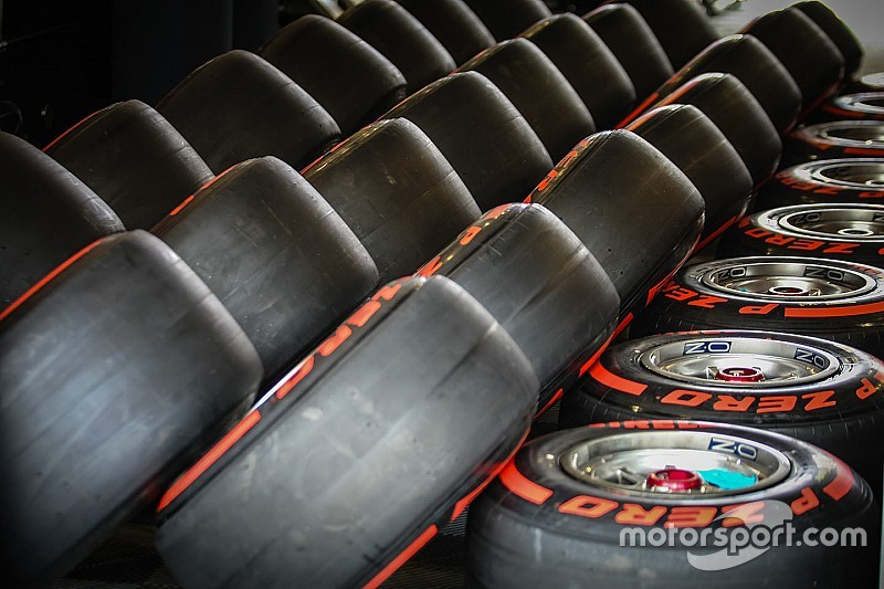Pirelli объявила выбор шин на ГП Японии