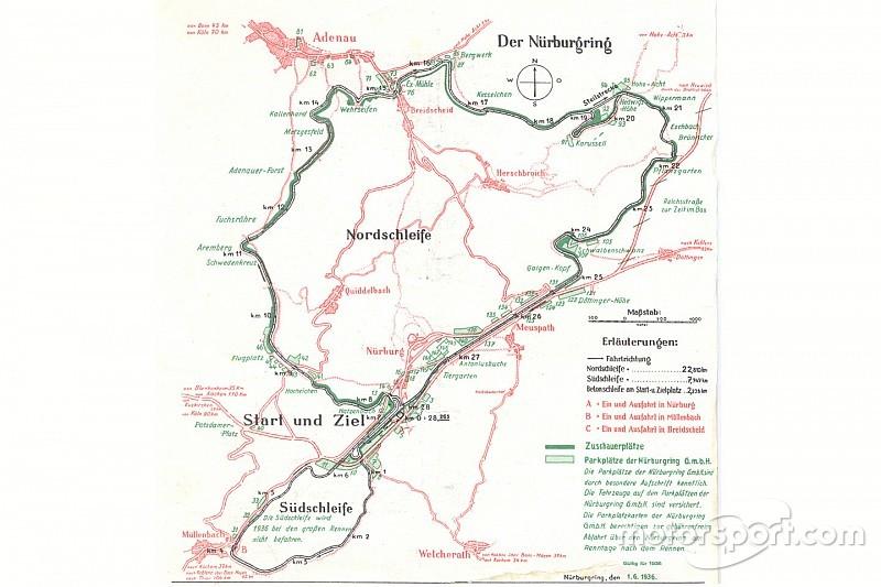 Der Nürburgring feiert 91. Geburtstag