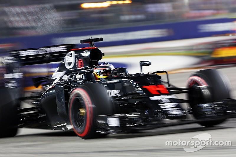 Alonso test update van Honda, start achteraan in Maleisië
