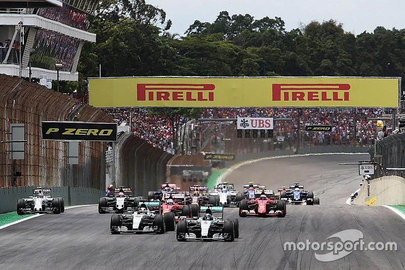 Erstauen in Brasilien nach Bekanntgabe des provisorischen Formel-1-Kalenders 2017