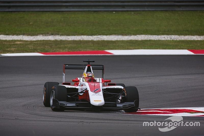 Leclerc guida la tripletta ART Grand Prix nelle qualifiche di Sepang