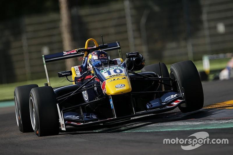 EK F3 Imola: Kari verslaat Stroll in eerste race