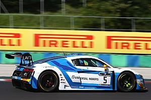 BSS Prove libere Libere 1: Moller Madsen e l'Audi i più rapidi a Barcellona