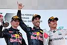 GP Malaysia: Ricciardo bawa Red Bull raih 1-2, Hamilton gagal finis
