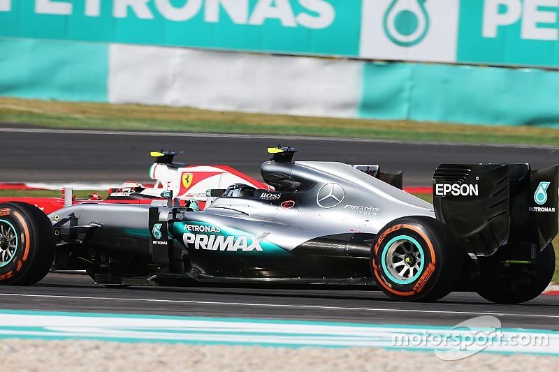 """La sanción a Rosberg """"no tuvo sentido"""", dice Wolff"""