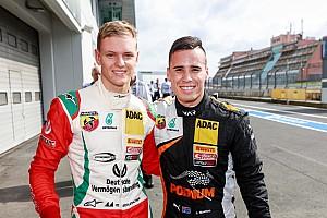 Formula 4 Actualités Le titre échappe à Mick Schumacher en ADAC F4