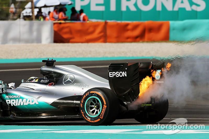 Mercedes kecewa mesin mereka pengaruhi persaingan juara