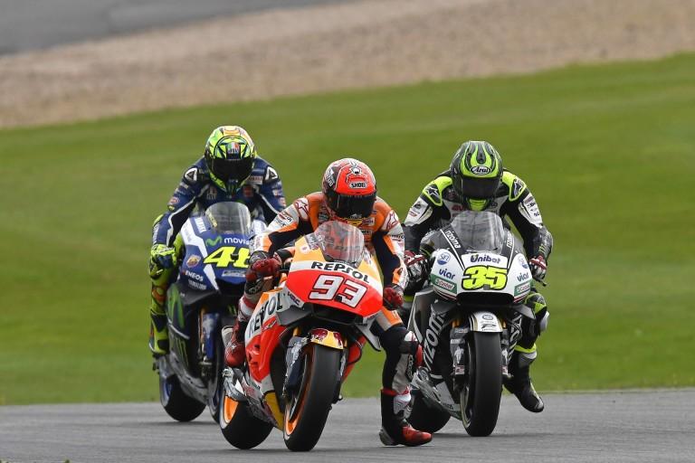 MotoGP: Marquez és Pedrosa holnap bukhat, figyelmeztet Crutchlow