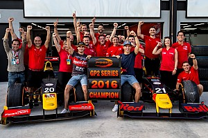 FIA F2 News Giovinazzi vs. Gasly: Die Ausgangslage im Prema-Duell vor dem GP2-Saisonfinale