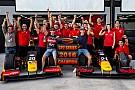 Giovinazzi vs. Gasly: Die Ausgangslage im Prema-Duell vor dem GP2-Saisonfinale