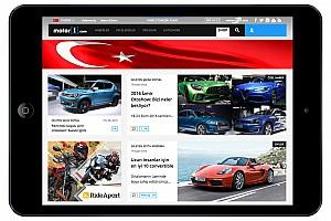 General Motorsport.com 新闻 汽车资讯网站Motor1.com新增土耳其版