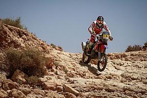 Cross-Country Rally Resumen de la fase Victoria de Kevin Benavides en la etapa de Marruecos