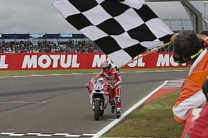 """MotoGP Entrevista  Dovizioso: """"Iannone se cree muy importante, solo piensa en él"""""""