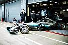 Мрія Лоренсо протестувати Mercedes F1 здійснилася