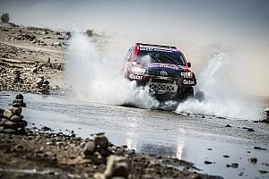 Ралли-рейды Отчет о гонке Аль-Аттия выиграл Ралли Марокко