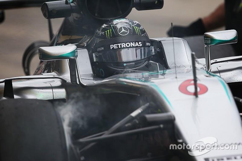 Suzuka, Libere 3: Rosberg si conferma su pista umida. Vettel 3°