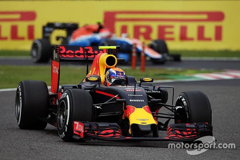 """Verstappen: """"Qualifiche positive, ma credevo di poter stare davanti alle Ferrari"""""""
