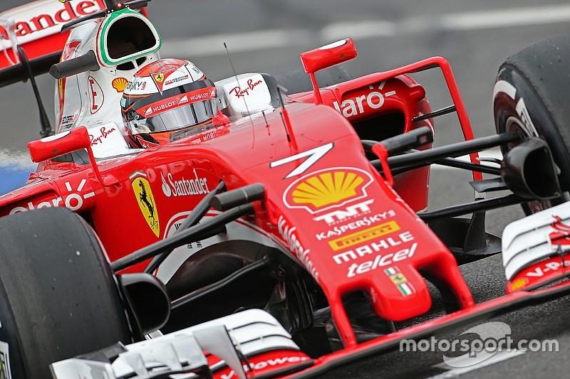 """Kimi: """"Veremos mañana si podemos luchar con los Mercedes"""""""