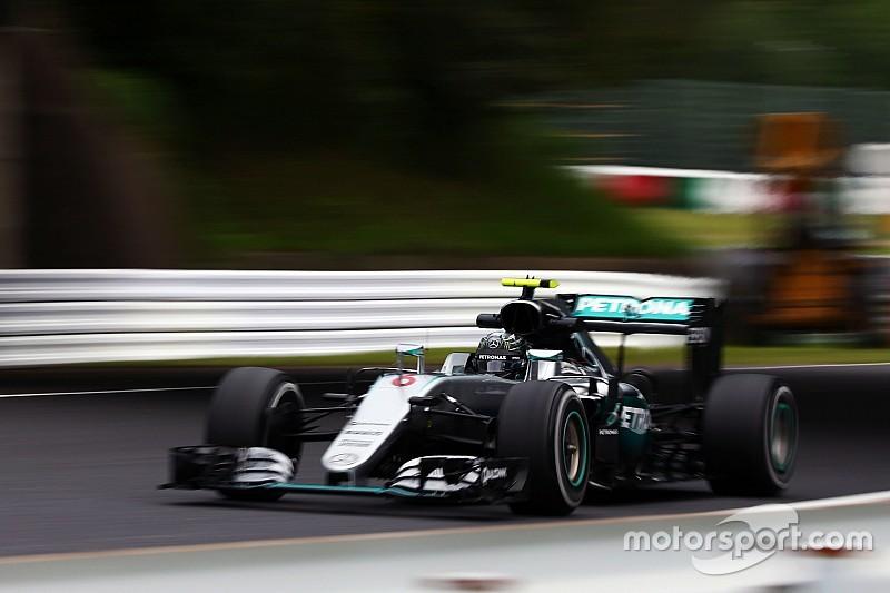 Mercedes все ще обережні щодо загроз від Red Bull на Сузуці