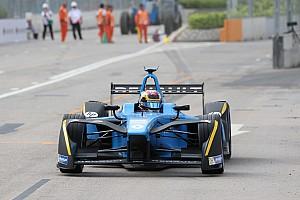 Formula E Reporte de la carrera Buemi arrancó la temporada con un triunfo en Hong Kong
