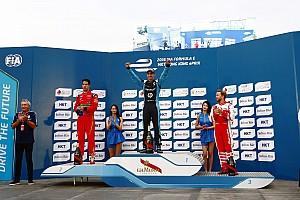 电动方程式 比赛报告 香港ePrix:布耶米乱中取胜,迪格拉西第19位发车第2名完赛