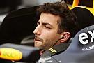 Ricciardo frenato dal motore e dall'eccessivo sfregamento del fondo