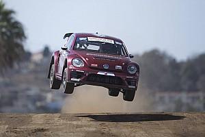 Scott Speed und Volkswagen gewinnen Rallycross-Titel