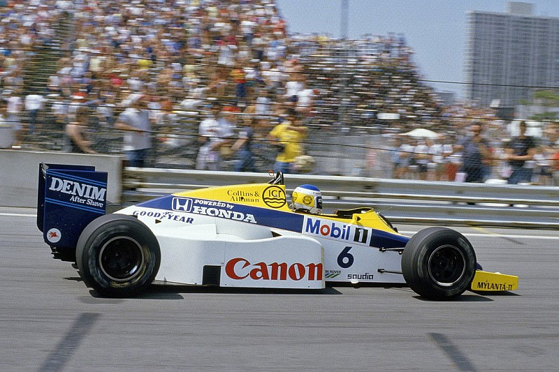 Дікі Стенфорд: 30 років спогадів про Williams у Формулі 1