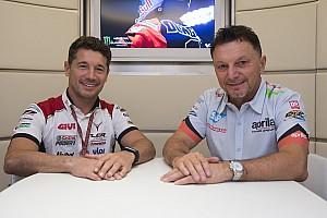 MotoGP Interview Gresini-Cecchinello : regards croisés sur 20 ans en tant que team managers