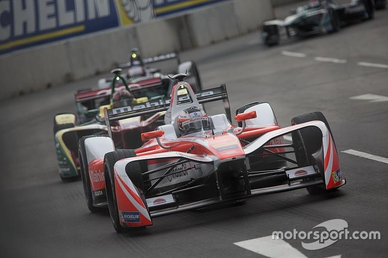 Felix Rosenqvist: Formel E für einen Neuling die härteste Rennserie