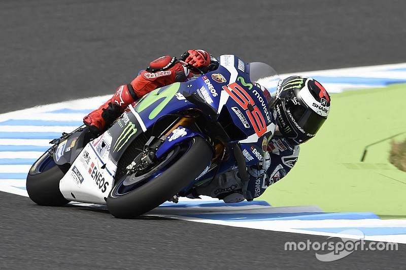 MotoGP日本GP:FP2 ロレンソがトップタイムも、上位は超接近戦