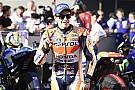 Marquez targetkan podium, bukan kemenangan