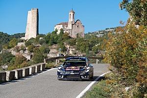 WRC Rapport d'étape Ogier et Ingrassia quasiment assurés du titre
