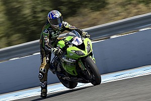 Supersport Rennbericht Kenan Sofuoglu gewinnt in Jerez Supersport-WM