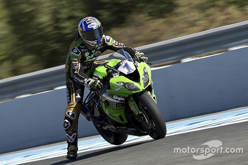 Kenan Sofuoglu gewinnt in Jerez Supersport-WM
