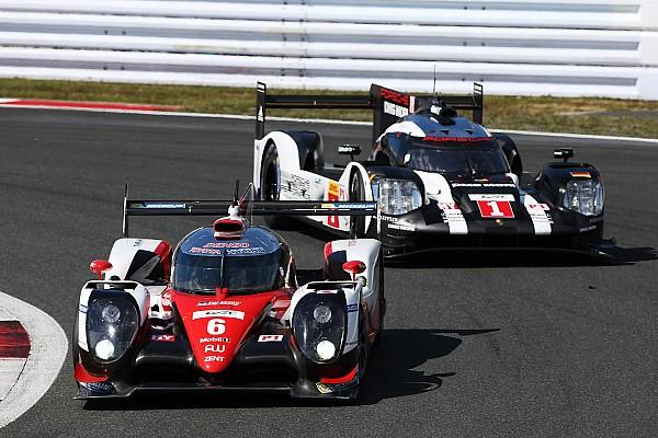 Porsche ne pouvait pas rattraper Toyota et Audi à Fuji