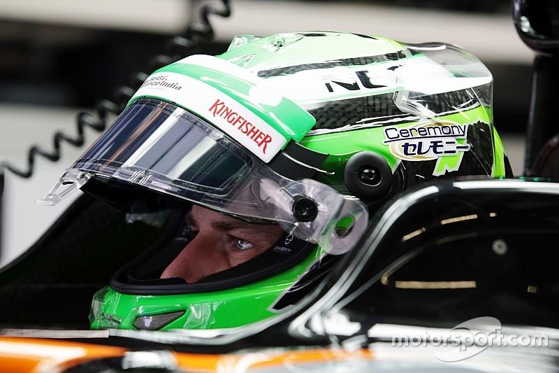 """Hulkenberg es un """"líder real"""", dice el jefe de Renault"""