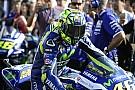 Россі: Відсутність прогресу мотоциклу сприяла поразці Yamaha