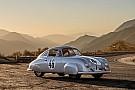 Vidéo - La première Porsche victorieuse au Mans a été restaurée