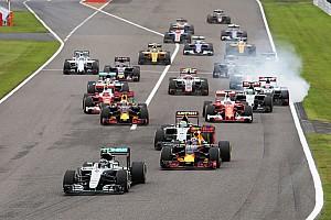 分析:为什么起步成为了F1车手最头疼的问题?