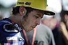 """Rossi: """"Los datos no reflejan por qué me caí en Motegi"""""""