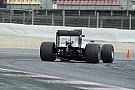 Fernando Alonso: Erfolg des neuen Formel-1-Autos hängt von den breiteren Reifen ab