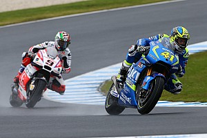MotoGP Résumé d'essais libres La pluie retarde à nouveau le programme